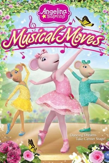 Angelina Ballerina: Musical Moves