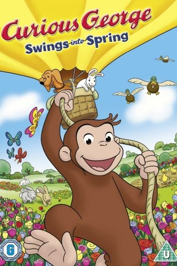 Curious George: Swings Into Spring