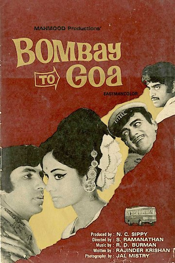 Bombay to Goa