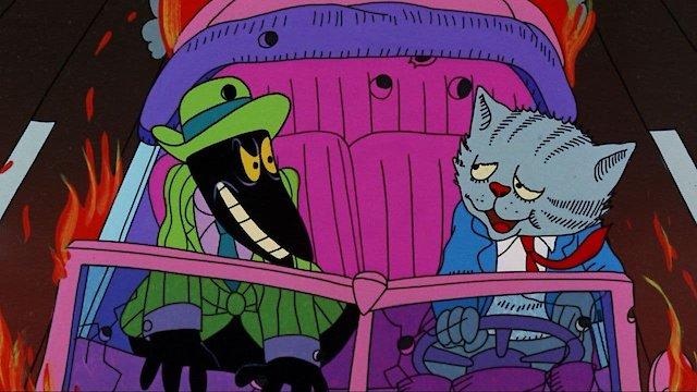 Fritz The Cat Online 1972 Movie Yidio