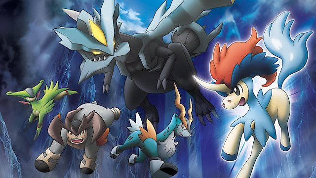 Watch Pokemon The Movie Kyurem Vs The Sword Of Justice Online
