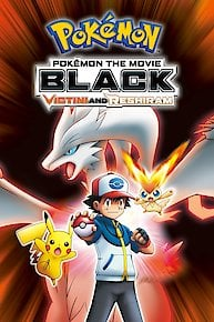 Watch Pokemon The Movie White Victini And Zekrom Online 2011