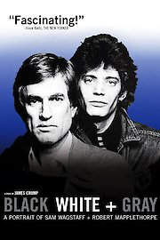 Black White  Gray: A Portrait of Sam Wagstaff and Robert Mapplethorpe