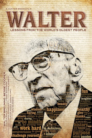 Walter: Lessons from the World's Oldest People