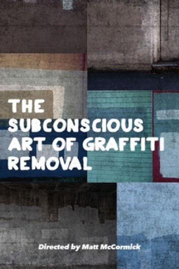 The Subconscious Art of Graffiti Removal