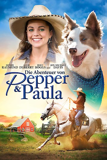 Adventures of Pepper and Paula