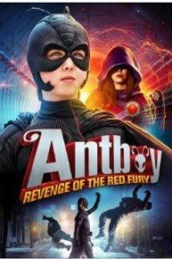 Antboy 2: Revenge of the Red Fury