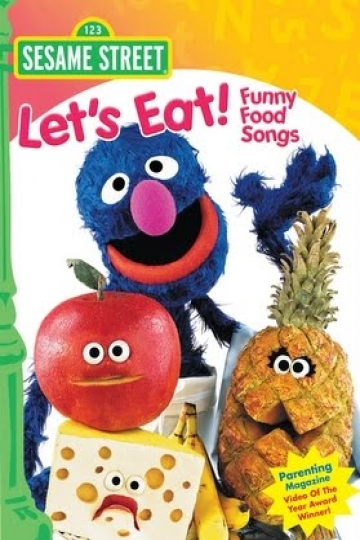 Sesame Street: Let's Eat!