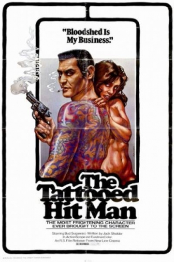 Tattooed Hit Man