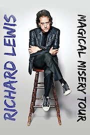 Richard Lewis: Magical Misery Tour