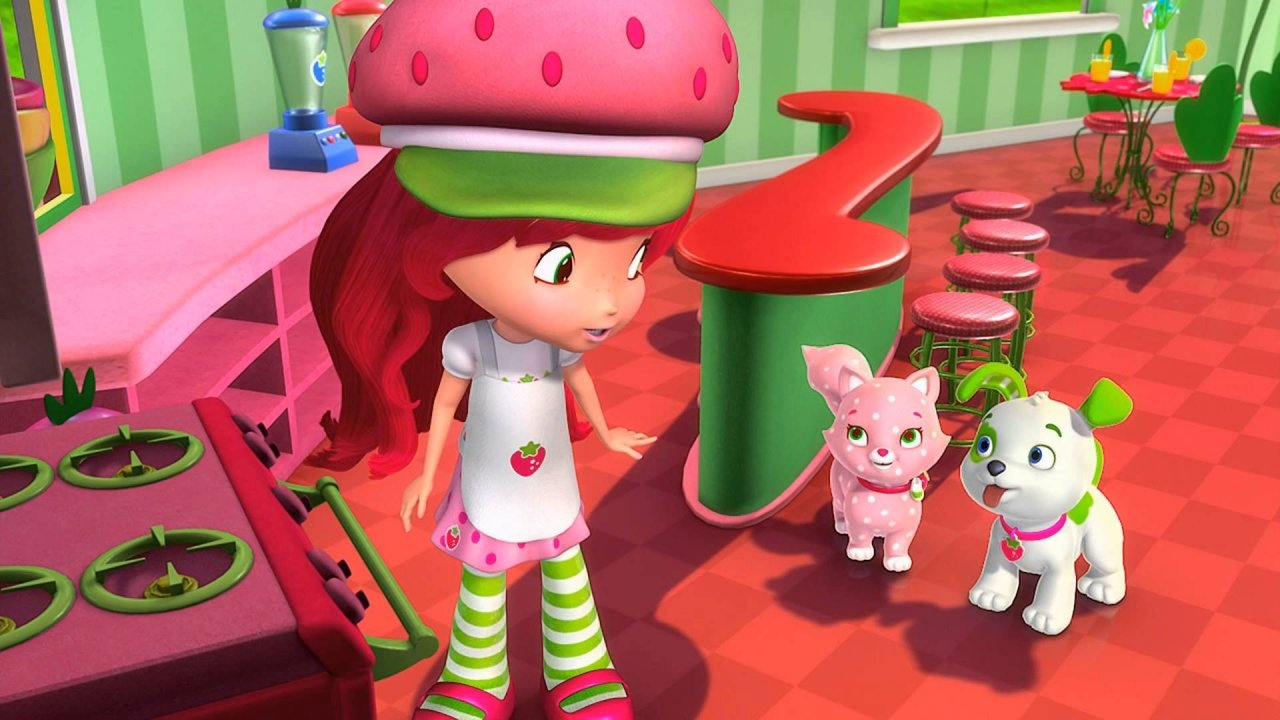 Strawberry Shortcake: Berry Best Friends
