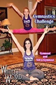 Gymnastics Challenge - Gymnast and Not-a-Gymnast