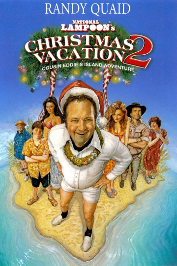 Watch National Lampoon's Christmas Vacation 2: Cousin