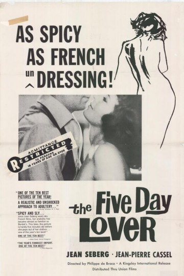 Five Day Lover [L'Amant de Cinq Jours]