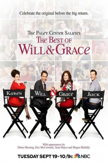 The Paley Center Salutes the Best of Will & Grace