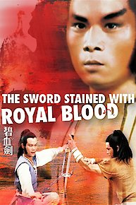 Sword Stained with Royal Blood