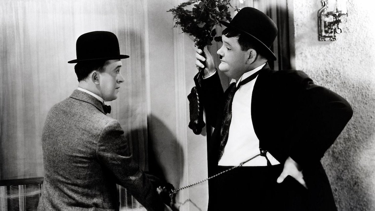 Laurel and Hardy: Twice Two