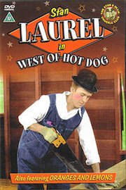 Laurel and Hardy Vol 4 West of Hotdog