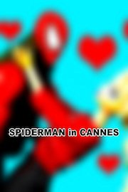 Spiderman in Cannes