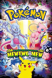 Pok�mon: The First Movie
