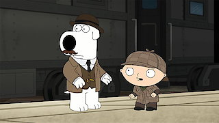 Watch Family Guy Season 16 Episode 13 - V is for Mystery Online
