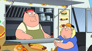 Watch Family Guy Season 15 Episode 16 - Saturated Fat Guy Online