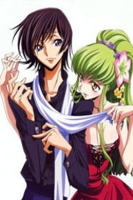 Code Geass - Lelouch Of The Rebellion (Eng Dub)