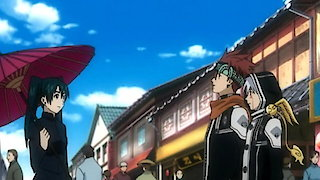 Watch D. Gray-Man Season 2 Episode 51 - Set Sail to the Eas... Online