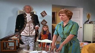 Watch Bewitched Season 8 Episode 21 - George Washington Za... Online