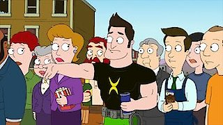Watch American Dad! Season 13 Episode 4 - The Mural of the Sto...Online