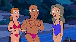 Watch American Dad! Season 13 Episode 8 - The Never-Ending Sto...Online