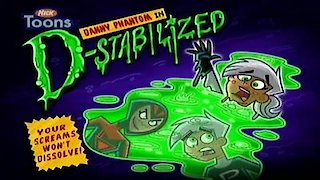 Watch Danny Phantom Season 3 Episode 11 - D-Stabilized Online
