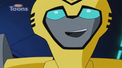 Transformers Animated - Autoboot Camp