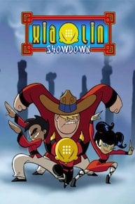 Xiaolin Showdown English Dub