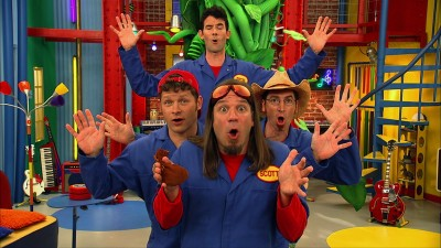 Imagination Movers - Scott and the Beanstalk