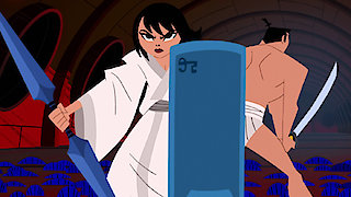 Watch Samurai Jack Season 5 Episode 9 - XCIX Online