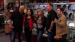 Watch iCarly Season 6 Episode 11 - iLost My Head In Veg...Online