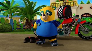 Watch Special Agent Oso Season 2 Episode 24 - A View to a Goal / S... Online