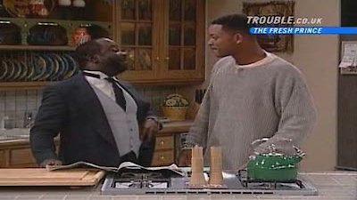 The Fresh Prince of Bel-Air - I, Stank Horse