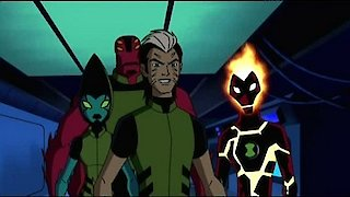 Watch Ben 10: Alien Force Season 3 Episode 18 - Above and Beyond Online