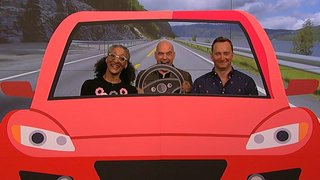 Watch The Chew Season 7 Episode 88 - Cross-Country Classi... Online