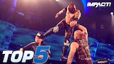 Watch IMPACT Wrestling - Top 5 Most INNOVATIVE Maneuvers from Sami Callihan vs Fenix | IMPACT! Highlights Aug 16, 2018 Online