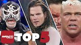 Watch IMPACT Wrestling - 5 GREATEST Debuts in IMPACT Wrestling History! | IMPACT Plus Top 5 Online