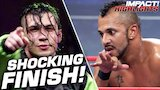 Watch IMPACT Wrestling - Rohit Raju MAKES A STATEMENT vs Wentz! | IMPACT! Highlights Feb 25, 2020 Online