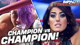 Watch IMPACT Wrestling - Tessa Blanchard Looks to Become a DOUBLE CHAMPION! | IMPACT! Highlights Feb 25, 2020 Online