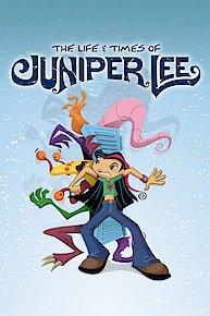 The Life and Times of Juniper Lee