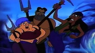 Watch The Little Mermaid Season 3 Episode 6 - The Beast Within Online