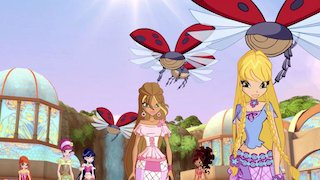 Watch Winx Club Season 6 Episode 4 - Bloomix Power Online