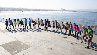 The Amazing Race Season 31 Episode 1