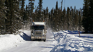Watch Ice Road Truckers Season 11 Episode 8 - The Big Skid Online